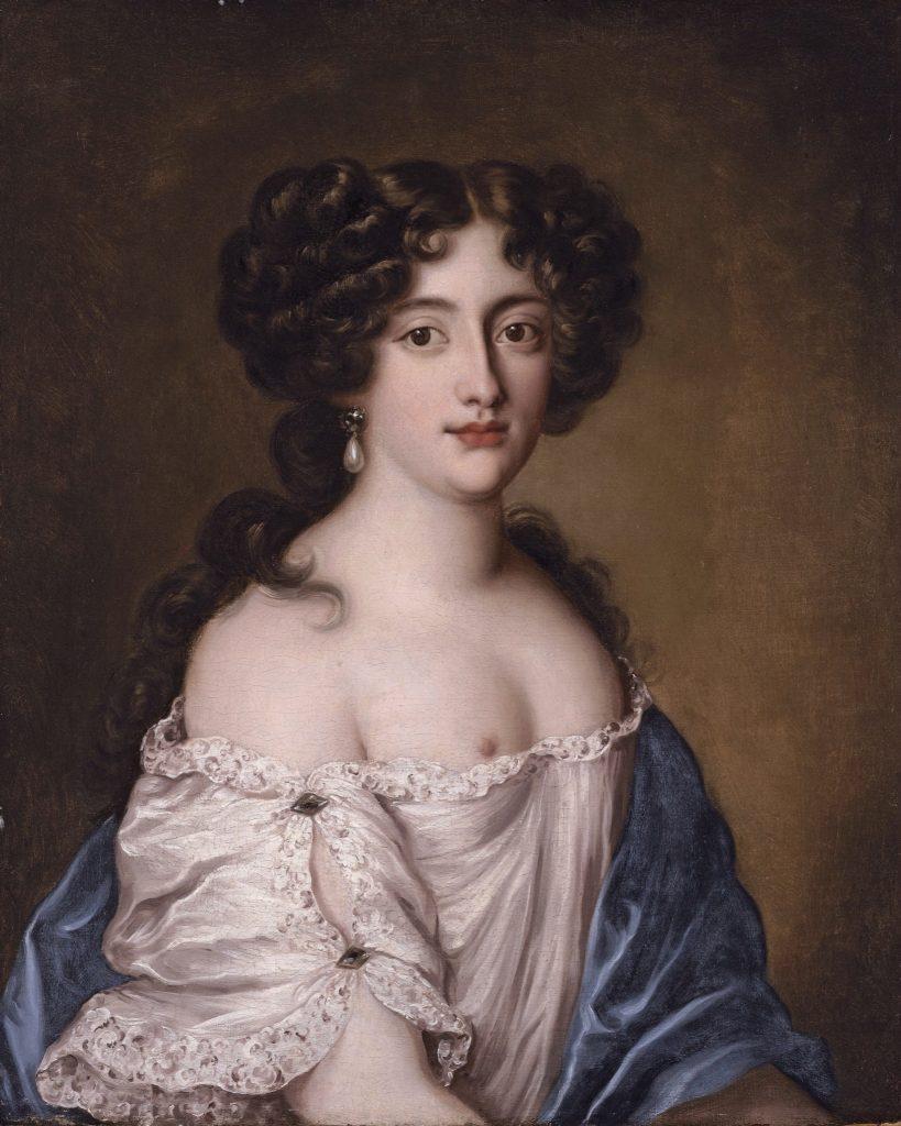 Ortensia Mancini, as Aphrodite