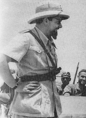 Italo Balbo Governatore della Libia (1934 – 1940). Fonte: http://lanuovaferrara.gelocal.it/